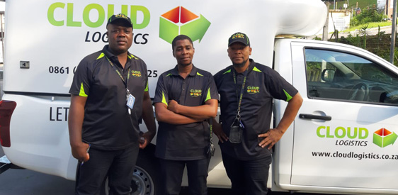 Cloud Logistics South African Courier Service